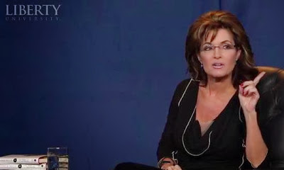 "Palin: ""Angry Atheists"" Attempting to ""Abort Christ from Christmas"""