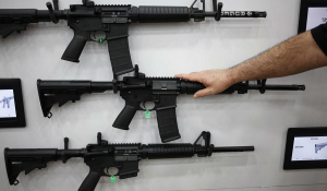 The AR 15 - weapon of choice in mass shootings