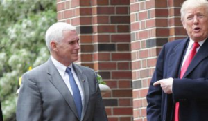 Pence, Trump and the VP Slot