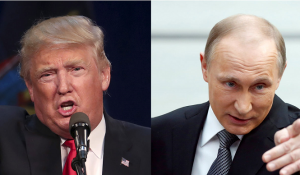 Trump and Putin / Russia