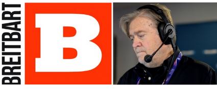 Stephen Bannon is CEO if Breitbart News LLC