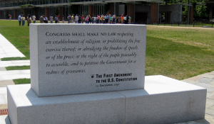 First Amendment civil rights
