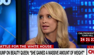 Kayleigh McEnany compares Alicia Machado with NYC bombing terrorist