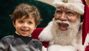 Mall of America will have a black Santa Claus